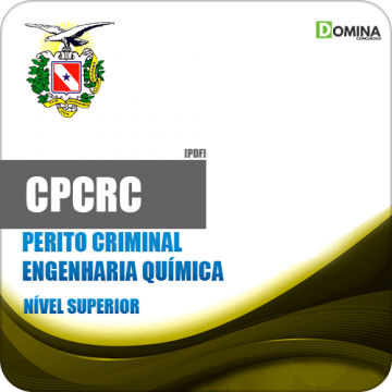 Apostila Concurso CPC RC PA 2019 Engenharia Química