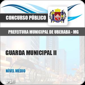 Apostila Prefeitura Uberaba MG 2019 Guarda Municipal II