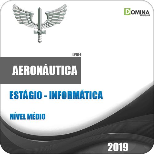Apostila EAGS 2020 Aeronáutica Estágio Informática