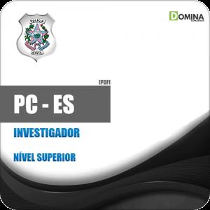 Apostila PC ES 2019 Investigador