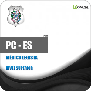 Apostila PC ES 2019 Médico Legista