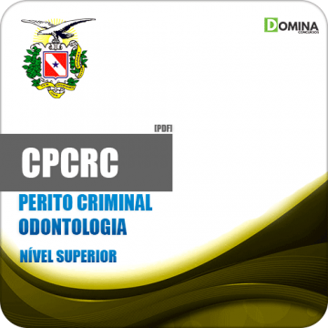 Apostila Concurso CPC RC PA 2019 Perito Odontologia
