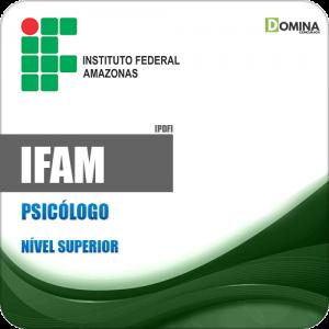 Apostila Concurso IFAM 2019 Psicólogo