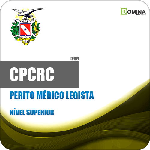 Apostila Concurso CPC RC PA 2019 Perito Médico Legista