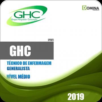 Apostila GHC 2019 Técnico de Enfermagem Generalista