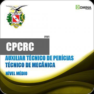 Apostila Concurso CPC RC PA 2019 Técnico em Mecânica