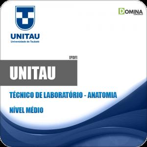 Apostila UNITAU 2019 Técnico de Laboratório Anatomia