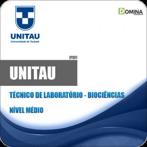 Apostila UNITAU 2019 Técnico de Laboratório Biociências