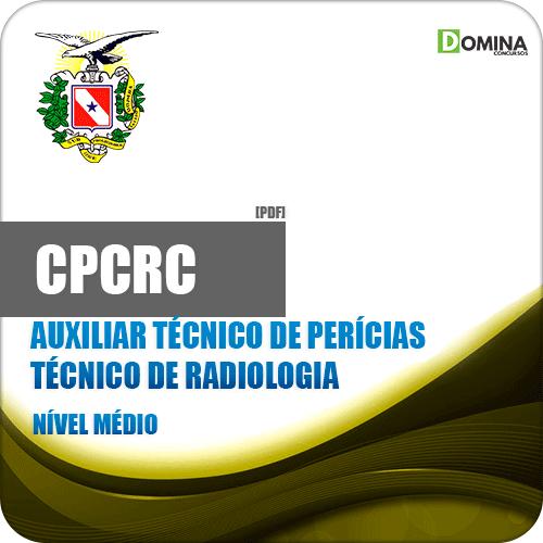 Apostila Concurso CPC RC PA 2019 Técnico em Radiologia