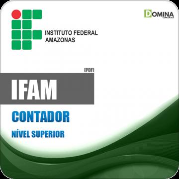 Apostila Concurso IFPB 2019 Contador