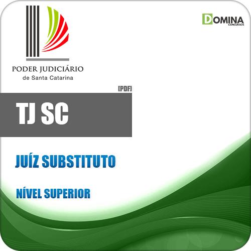 Apostila Concurso TJ SC 2019 Juiz Substituto