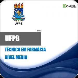 Apostila UFPB 2019 Técnico em Farmácia