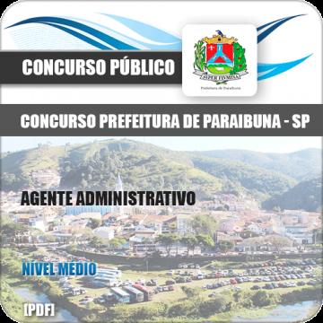 Apostila Concurso Pref Paraibuna SP Agente Administrativo