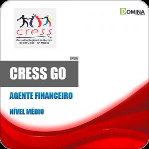 Apostila Concurso CRESS GO 2019 Agente Financeiro
