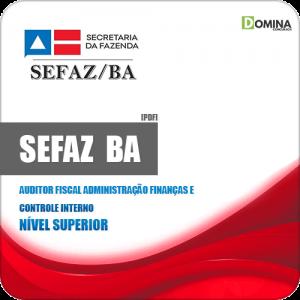 Apostila SEFAZ BA 2019 Auditor Fiscal Controle Interno