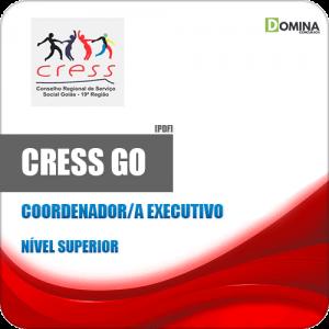 Apostila Concurso CRESS GO 2019 Coordenador Executivo
