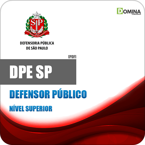 Apostila Concurso DPE SP 2019 Defensor Público
