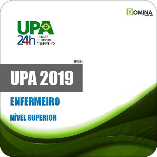 Apostila Concurso UPA RJ 2019 Enfermeiro