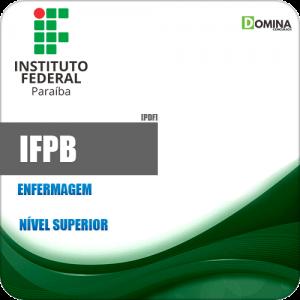 Apostila Concurso IFPB 2019 Professor de Enfermagem