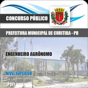 Apostila Pref Curitiba PR 2019 Engenheiro Agrônomo