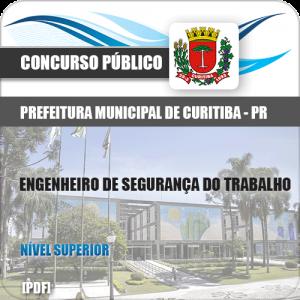Apostila Curitiba PR 2019 Eng. de Segurança do Trabalho