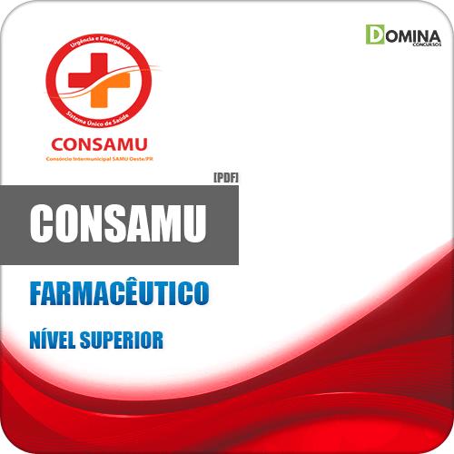 Apostila Concurso UPA RJ 2019 Farmacêutico