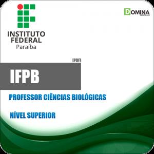 Apostila Concurso IFPB 2019 Professor de Ciências Biológicas