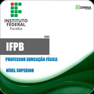 Apostila Concurso IFPB 2019 Professor de Educação Física