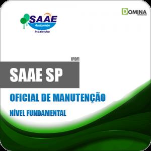 Apostila Concurso SAAE de Indaiatuba SP 2019 Encanador