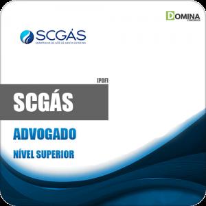 Apostila Concurso SCGás 2019 Advogado