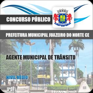 Apostila Juazeiro do Norte CE 2019 Agente Municipal de Trânsito