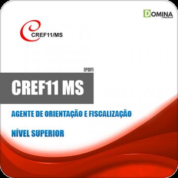 Apostila CREF MS 2019 Agente de Orientação e Fiscalização