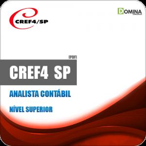 Apostila Concurso CREF 4 Região SP Analista Contábil