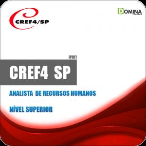 Apostila CREF 4 Região SP 2019 Analista de Recursos Humanos