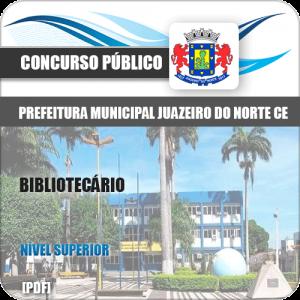 Apostila Concurso Juazeiro do Norte CE 2019 Bibliotecário