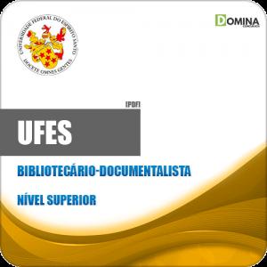 Apostila Concurso UFES 2019 Bibliotecário Documentalista