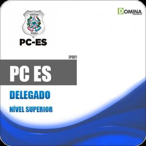 Apostila Concurso PC ES 2019 Delegado