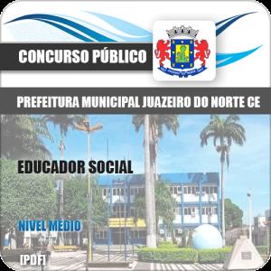 Apostila Concurso Juazeiro do Norte CE 2019 Educador Social