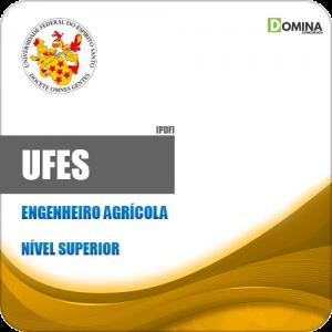 Apostila Concurso UFES 2019 Engenheiro Agrícola
