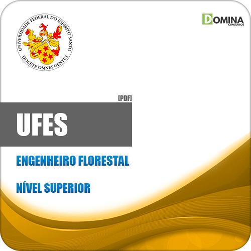 Apostila Concurso UFES 2019 Engenheiro Florestal