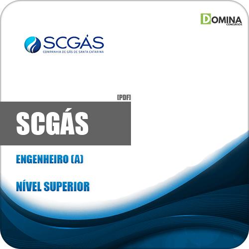 Apostila Concurso SCGás 2019 Engenheiro