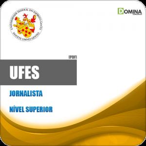 Apostila Concurso UFES 2019 Jornalista