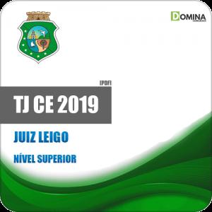 Apostila Concurso TJ CE 2019 Juiz Leigo