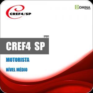 Apostila Concurso CREF 4 Região SP 2019 Motorista.