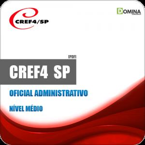 Apostila Concurso CREF 4 Região SP 2019 Oficial Administrativo