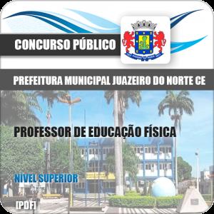 Apostila Juazeiro do Norte CE 2019 Professor de Educação Física
