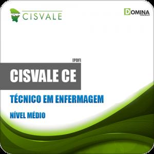 Apostila Concurso CISVALE CE 2019 Técnico em Enfermagem
