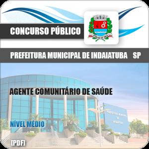 Apostila Pref Indaiatuba SP 2019 Agente Comunitário Saúde