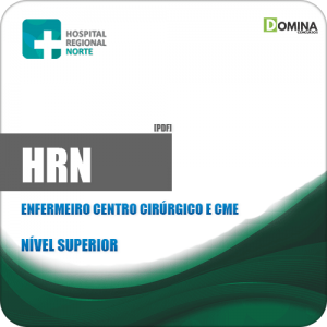 Apostila HRN 2019 Enfermeiro Centro Cirúrgico e CME