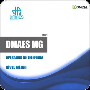 Apostila DMAES Ponte Nova MG 6 2019 Operador de Telefonia